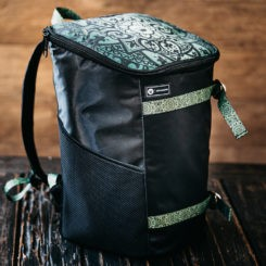 Cooler Bag Cuscoloko BLACK.YA'LL